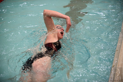 Sports girls pvcs feb 7 chesney 50 freestyle 021215 FB