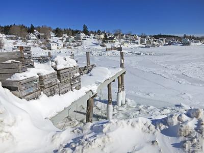 IA Ston Harbor Frozen Traps 021915 MR