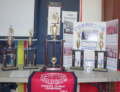 WPCP PenBrooks girls reception trophies 030515 AB