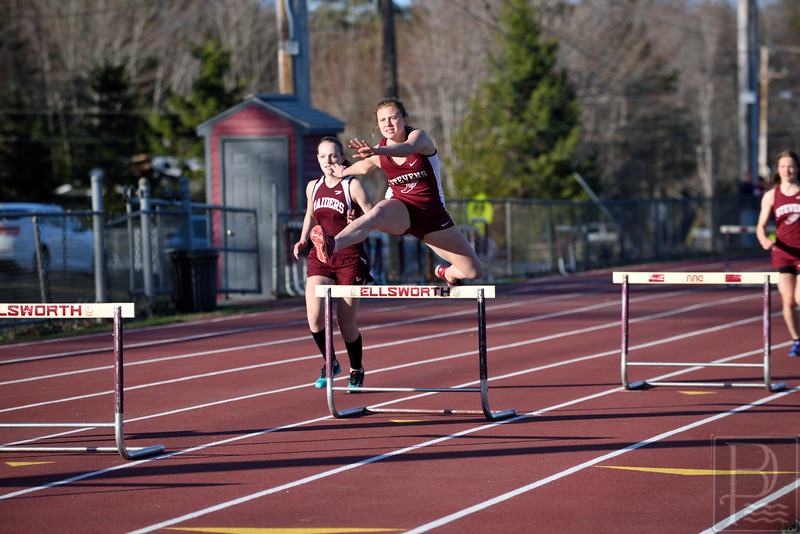 "Photo by, Franklin Brown<br />  <a href=""http://www.franklinbrown.net"">http://www.franklinbrown.net</a><br /> GSA Track at Ellsworth<br /> Friday, May 1, 2015"