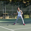 """Photo by, Franklin Brown<br />  <a href=""""http://www.franklinbrown.net"""">http://www.franklinbrown.net</a><br /> George Stevens Academy Tennis vs. Lee Academy<br /> May 4, 2015"""
