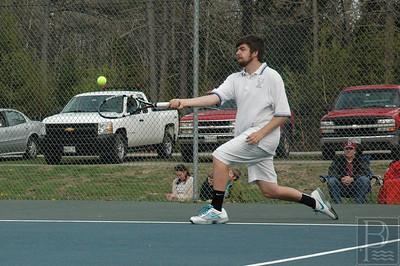Matt Duddy swings