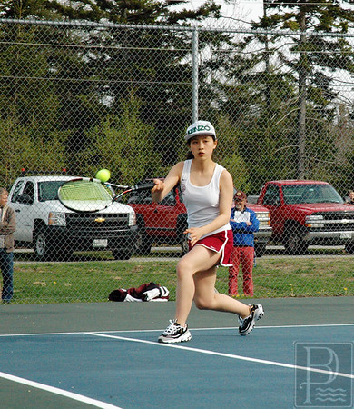 Sophia Chen swings her way to a win