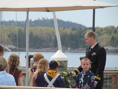 CP-Castine-Memorial-Day-Lieutenant-Wreath-Sea-052815-TS
