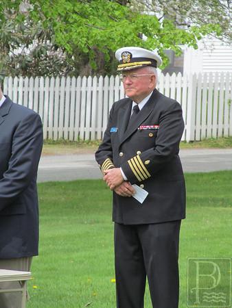 Castine observes Memorial Day
