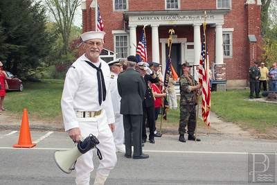 Blue Hill Memorial Day observance