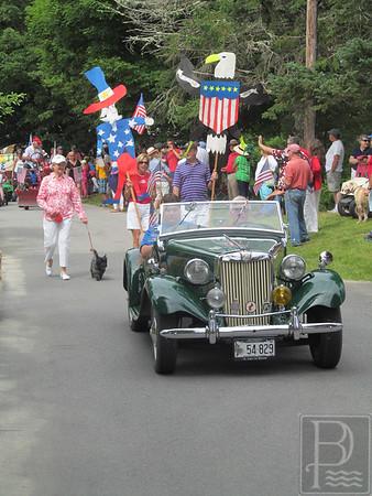 Harborside celebrates Independence Day