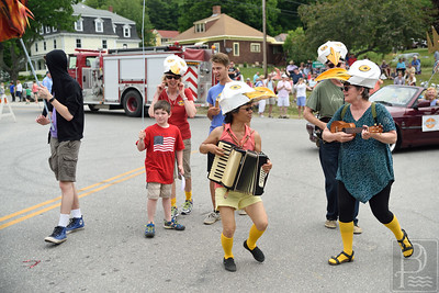 Photo by, Franklin Brown www.franklinbrown.net 4th of July Parade, Stonnington, ME July 4, 2015