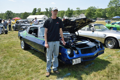 Photo by, Franklin Brown Sedgwick Car Show at Blue Hill Fairgrounds July 11, 2015