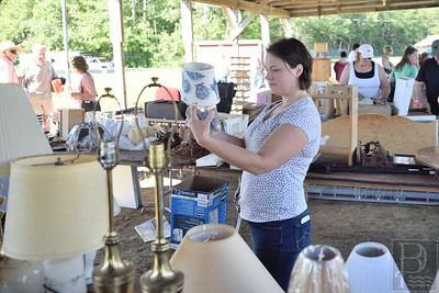 Photo by, Franklin Brown 26th Annual St. Francis Fair Saturday, August 9, 2015