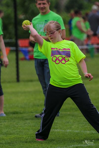 2015 Iowa Special Olympics