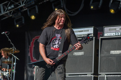 Cannibal Corpse - Bloodstock 2015