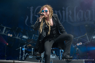 Korpiklaani - Bloodstock Festival 2015