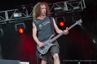 Nuclear Assault - Bloodstock 2015