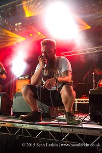 Silas - Bloodstock 2015