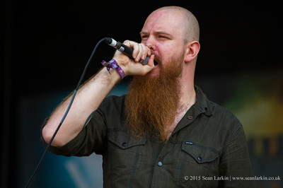 Xerath - Bloodstock Festival 2015