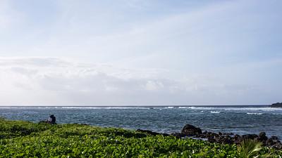 Asan Beach, Guam.