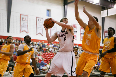 Carleton Ravens win in matchup against the Valparaiso Crusaders 77-59