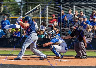 LBHS V Baseball vs Apopka - April 2016