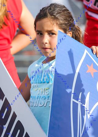 LB Fr FB  vs. Seminole - Sept 24, 2015