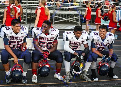 Freshman Football Fall 2015