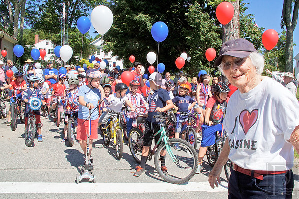 Castine celebrates Independence Day