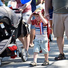 Ironman<br /> <br /> Children of all ages march in Castine's children's custume parade which included many superheroes.  Photo by Franklin Brown