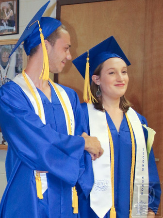 Deer Isle-Stonington High School Graduation 2016