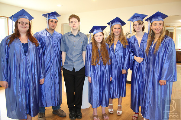 Blue Hill Harbor School Graduation 2016