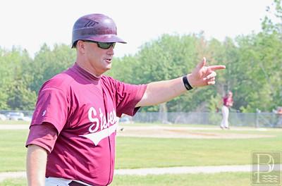 GSA baseball coach Dan Kane