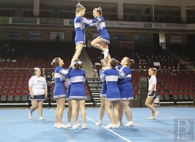 Cheer stunt