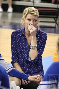 Coach Kim Yurchick