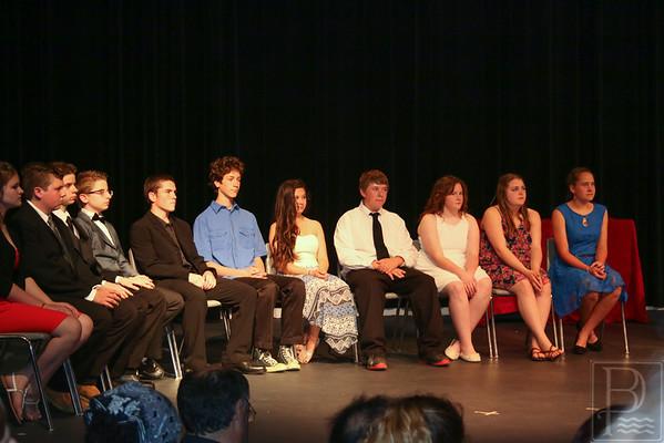 Deer Isle-Stonington Elementary 8th Grade Graduation 2016