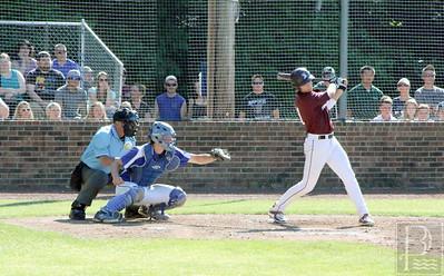 Eagles at bat