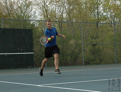 Mariner's tennis