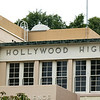 Hollywood High - School with many famous alumni