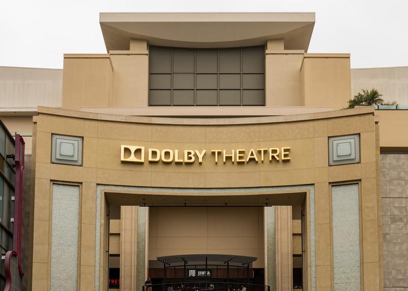 Dolby (aka Kokak) Theatre - Home of the Academy Awards