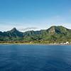 Rarotonga - Cook Islands, New Zealand - May 27, 2016