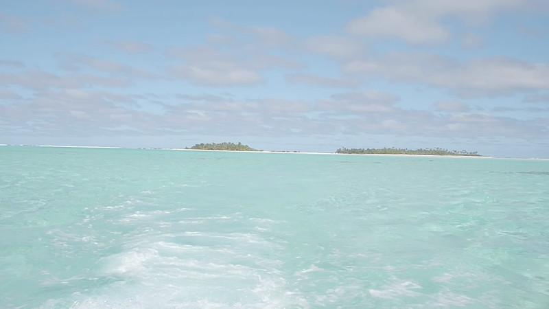 Aitutaki - Cook Islands - High speed ride #1 - Video