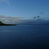 Moorea at dusk - Video