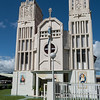 Catholic church of Tahiti