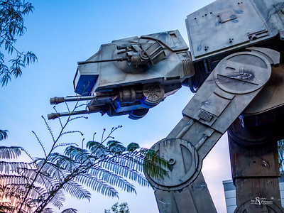 Disney Hollywood Studios - Star Tours