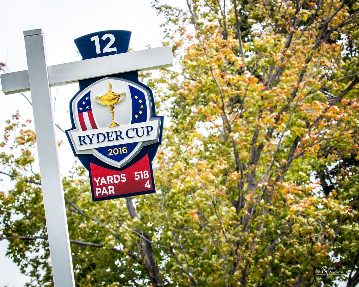 Ryder Cup 2016 Hazeltine