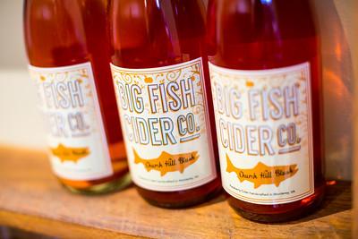 Big Fish Cider Co. Interview