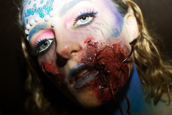 CPASTOR - editorial - halloween makeup