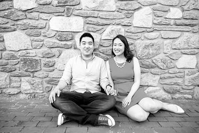 Karen & Mike's Engagement Portrait