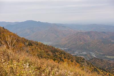 Furano, Hokkaido-ken.