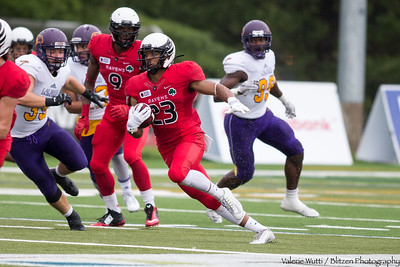 Carleton University v Laurier Golden Hawks