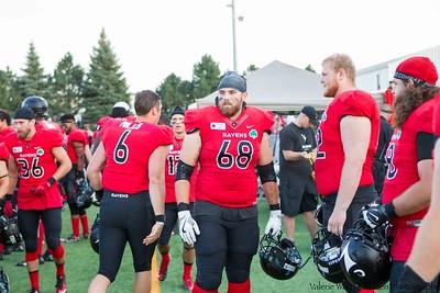 Carleton Ravens beat Western Mustangs 38-31 in Carleton home opening