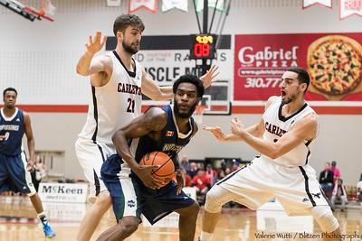 Carleton Ravens Men's Basketball Rolls Nipissing 102-59